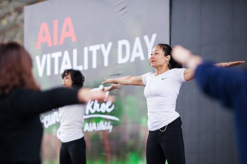 AIA vitality day ha noi